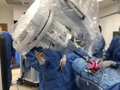 Cleveland Clinic es la primera en el mundo en realizar un trasplante de riñón por sistema robótico de puerto único
