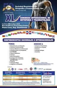 Congreso Internacional de Ortopedia y Traumatología @ Centro de Convenciones, Barceló Bavaro, Punta Cana | Punta Cana | La Altagracia | República Dominicana