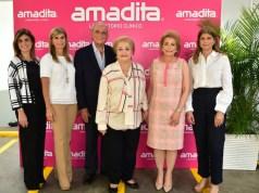Amadita Laboratorio Clínico inaugura centro de procesamiento del área técnica