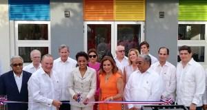 Grupo Puntacana y Despacho de la Primera Dama inauguran primer Centro de la Diversidad Infantil en la región Este