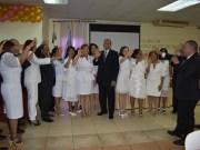 Coral Pereyra se juramenta como nueva presidenta de La Agrupación