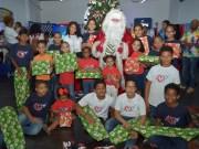 Humano de Corazón celebra la llegada de la navidad con niños y niñas de fundaciones aliadas