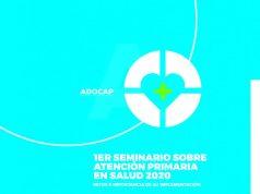 ADOCAP hará seminario sobre Atención Primaria en Salud