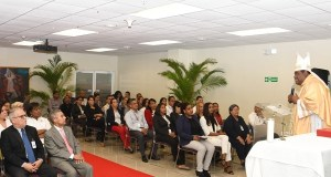 Obispo Jesús Castro resalta labor Promese/Cal a favor de los necesitados