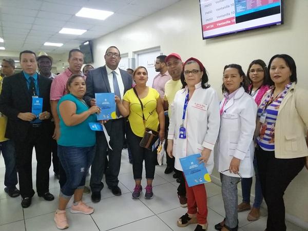 El Moscoso Puello presenta Carta Compromiso al Ciudadano