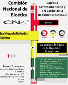 Harán tercera Mesa de Reflexión de Bioética @ Centro La Salle Hermano Alfredo A. Morales