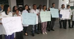 Los médicos del Calventi rechazan nueva directora interina nombrada por Chanel