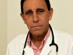 Cruz Jiminián sigue en mejoría en su día 12 de ingreso en Plaza de la Salud