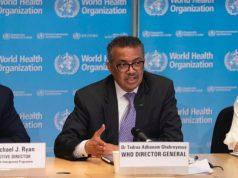 La OMS advierte dos millones de personas podrían morir por Covid-19 en el mundo
