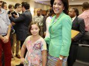 Primera Dama Cándida Montilla exhorta a continuar trabajos por sociedad más inclusiva en el Día Mundial del Síndrome de Down