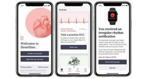 Apple y Johnson & Johnson se asocian en estudio clínico de salud cardíaca 'Heartline'