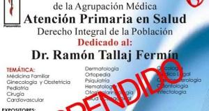 La AMIDSS anuncia la suspensión de sus congresos médicos