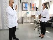Juramentan nuevo director del hospital Dr. Vinicio Calventi