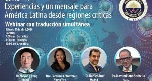 """WONCA hará webinar """"COVID-19. Experiencias y un mensaje para América Latina desde Regiones Críticas"""""""