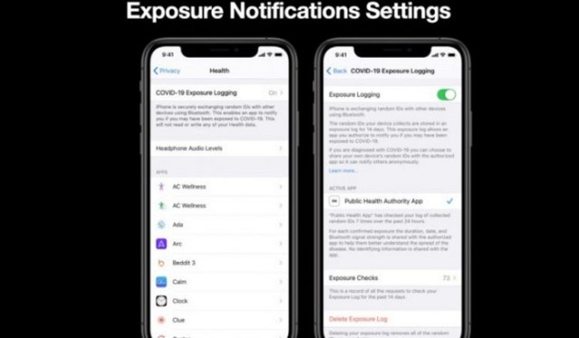 Lanzamiento de la API de notificación de Apple y Google apoyará a la salud pública en el control del COVID-19