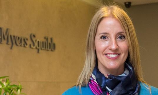 Florencia Davel, gerente general para Bristol Myers Squibb Latinoamérica, designada vicepresidenta de compañías de FIFARMA