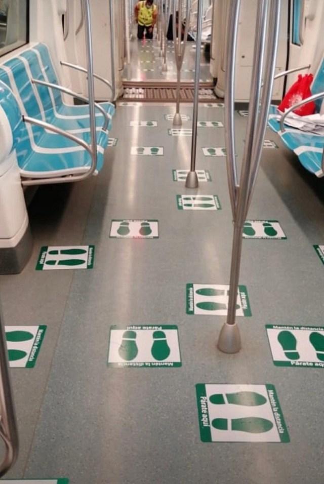 Opret anuncia protocolos sanitarios con que funcionarán Metro y Teleférico de Santo Domingo