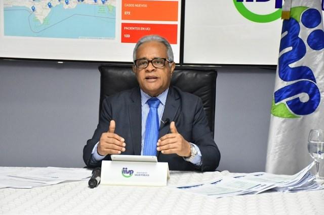 República Dominicana alcanza los 15 mil casos de COVID-19; con 272 nuevos en 24 horas