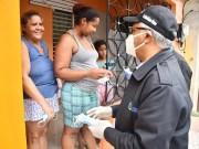 Tres zonas del Gran Santo Domingo registran la mayor cantidad de casos de COVID-19 en las últimas horas
