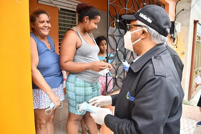 El Distrito Nacional y el Gran Santo Domingo siguen siendo las zonas con más infectados