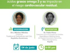Cardiovascular Lipid Club invita al 4to. Lipid Discussion digital vía webinar