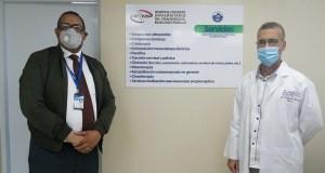 El Moscoso Puello pone en funcionamiento Unidad Terapia Física y Rehabilitación