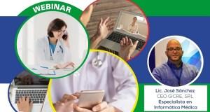 Sodomefyc promueve webinar sobre telemedicina como vía para consultas