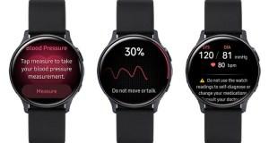 Samsung lanza aplicación Samsung Health Monitor con medición de la presión arterial