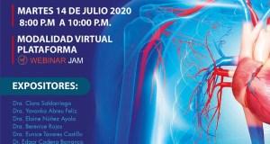 Cardiología trae curso online de actualización sobre Falla Cardíaca este martes 14