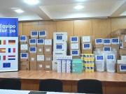 Equipo Europa realiza nuevas donaciones a República Dominicana en respuesta al COVID-19