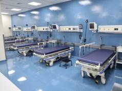 Ocupación hospitalaria por Covid-19 debajo del 25 por ciento en centros de salud