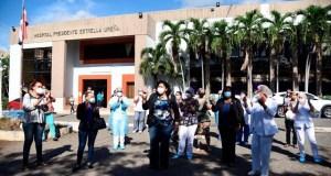 Gremios de salud denuncian mal estado hospital Presidente Estrella Ureña de Santiago