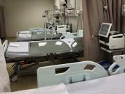Baja a 35.6 % ocupación de camas centros COVID-19 en las últimas semanas