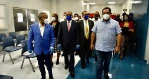 La entrada en servicio del hospital Dr. Pedro De Marchena de Bonao es prioridad del SNS dice su director