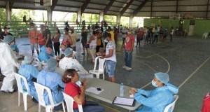Salud Pública reportó este domingo 509 nuevos casos de Covid-19 en el país