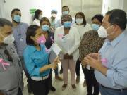 Director SNS supervisa hospitales Gran Santo Domingo