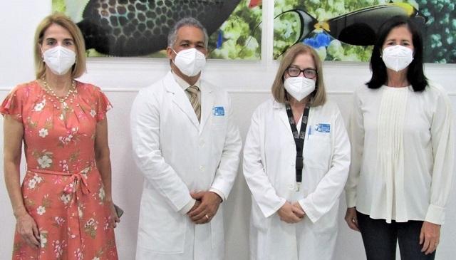 Nuevos directores médicos en el oncológico Dr. Heriberto Pieter