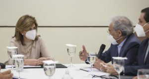 Gabinete de Salud sostiene encuentro con Andeclip buscando ampliar capacidad hospitalaria
