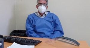 Neurólogo del Moscoso Puello explica qué hacer durante una crisis epiléptica