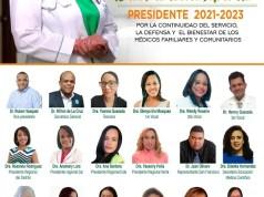 Sodomefyc escogió su directiva para el período 2021-2023