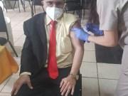 Waldo pide mejorar logística vacunación