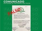 Unión Médica desmiente falso comunicado