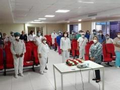 El Moscoso Puello celebra Día Internacional de la Enfermería