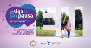 #SigaSinPausa brinda un mensaje esperanzador para quienes viven con alguna enfermedad inflamatoria intestinal en República Dominicana