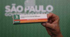Brasil inicia la producción de Butanvac, su primera vacuna contra el Covid-19