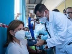 Vice exhorta a los dominicanos con el lema #ConoceTusNúmeros a participar en operativos preventivos hipertensión y diabetes