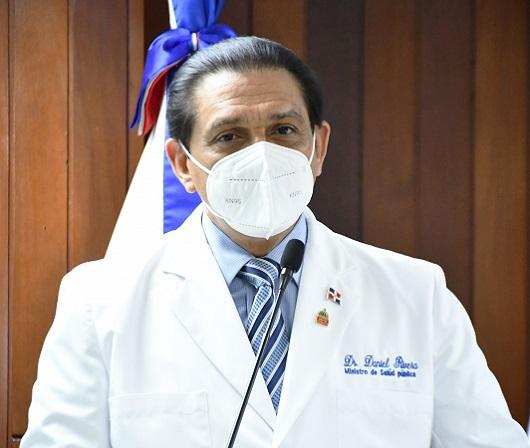 Rivera llama a embarazadas entre segundo o tercer trimestre a vacunarse contra el Covid-19