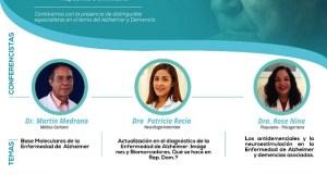 """Sociedades médicas anuncian webinar """"Enfocados en Demencias 2021"""""""