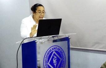 Rita Solís, nueva presidenta del Codobio.