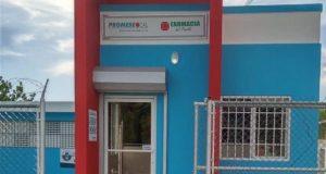 Promese abre Farmacia del Pueblo en San José de Ocoa
